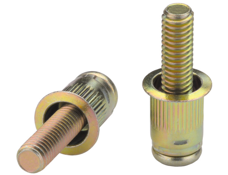 Blind Threaded Studs Unified On Hi Tech Fasteners Inc
