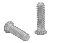 Flush-Head Studs for Stainless Steel Sheets - Type FH4,FHP