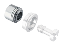 N10 Self-Clinching Receptacle Nuts
