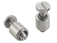 Screw head, spring-loaded - PFC2, PFS2 Metric only