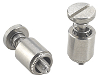 Captive screws, broaching- PFK Metric