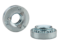 All metal, locking thread nuts –  SL