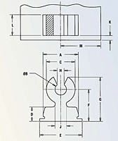 Aluminum Right Angle Fasteners 2