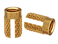 Thru threaded inserts – Types PPB
